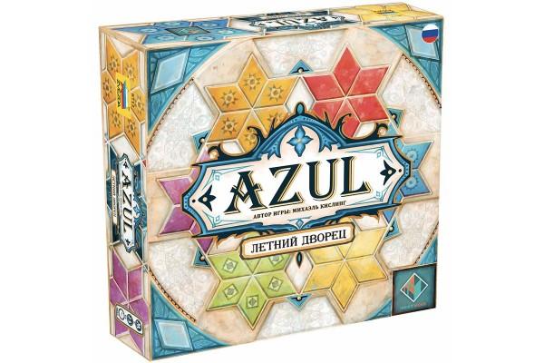 Настольная игра Азул. Летний дворец