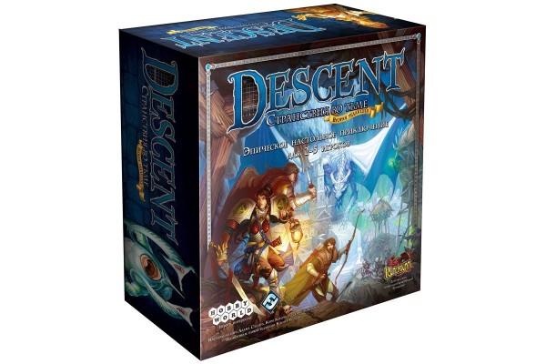 Настольная игра Descent: Странствия во Тьме (2-я редакция)