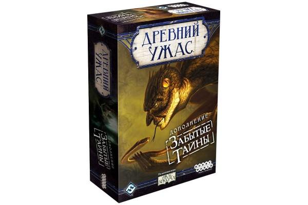 Настольная игра Древний Ужас. Забытые Тайны