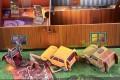 Настольная игра Зомби в доме: Заражение