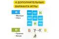Настольная игра Зверобуквы