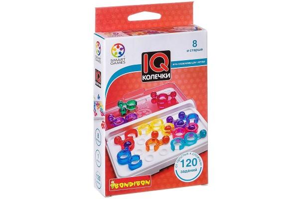 Головоломка IQ-Колечки