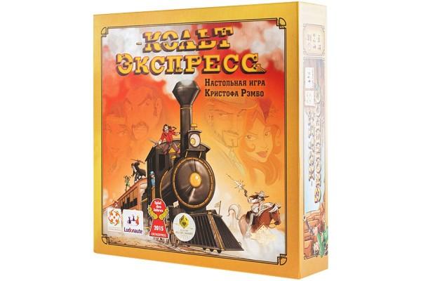 Настольная игра Кольт Экспресс