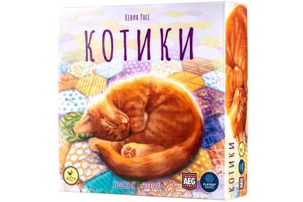 Настольная игра Котики