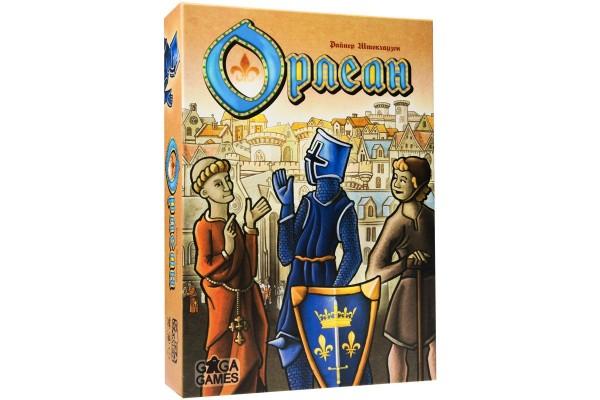 Настольная игра Орлеан