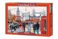 Пазл Castorland Коллаж Лондон, 1000 деталей