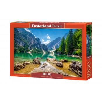 Пазл Castorland Озеро в горах, 1000 деталей