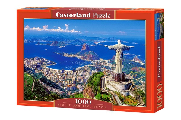 Пазл Castorland Рио-де-Жанейро, 1000 деталей