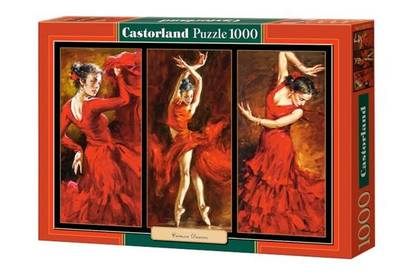 Пазл Castorland Танцы, 1000 деталей