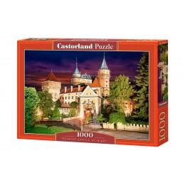 Пазл Castorland Замок ночью, 1000 деталей