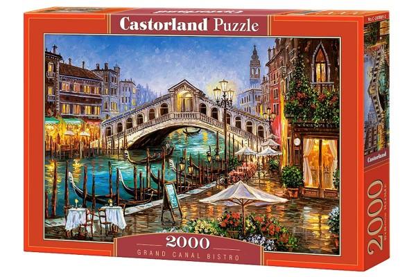 Пазл Castorland Большой канал, 2000 деталей