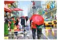 Пазл Castorland Кафе. Нью-Йорк, 2000 деталей