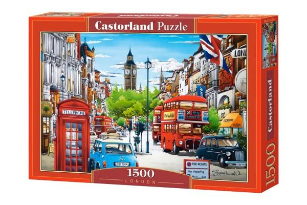 Пазл Castorland Лондон, 1500 деталей