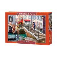 Пазл Castorland Мост Венеция, 2000 деталей