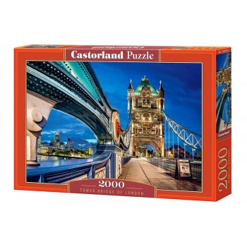 Пазл Castorland Тауэрский мост, 2000 деталей