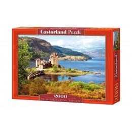Пазл Castorland Замок в заливе, 2000 деталей