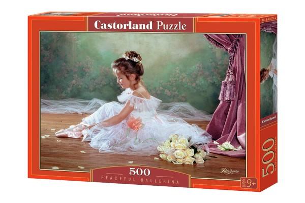 Пазл Castorland Балерина, 500 деталей