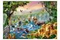 Пазл Castorland Река в джунглях, 500 деталей