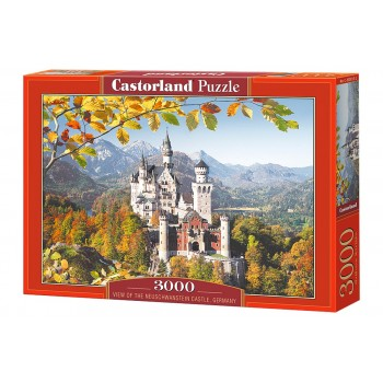 Пазл Castorland Бавария, 3000 деталей