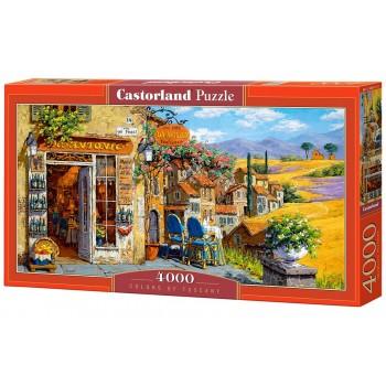 Пазл Castorland Цвета Тосканы, 4000 деталей