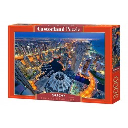 Пазл Castorland Дубай, 3000 деталей