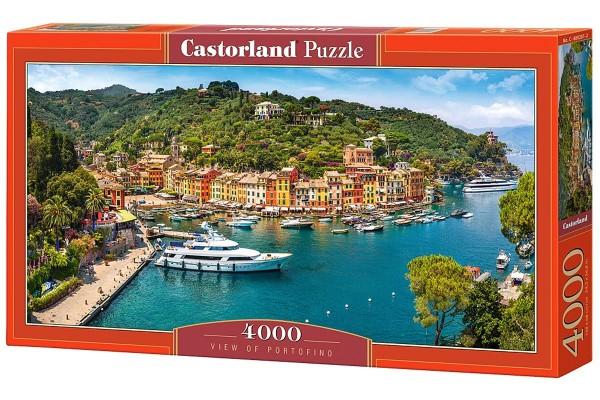 Пазл Castorland Портофино, 4000 деталей