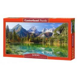 Пазл Castorland Величие гор, 4000 деталей