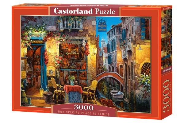 Пазл Castorland Венеция, 3000 деталей