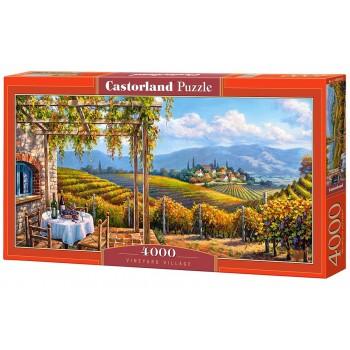 Пазл Castorland Виноградник, 4000 деталей