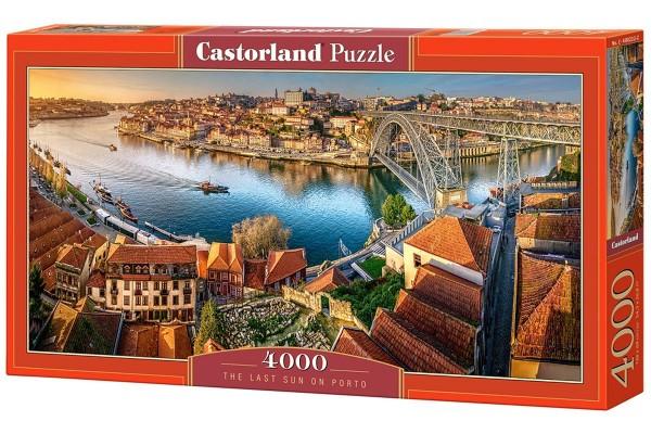 Пазл Castorland Закат на Порту, 4000 деталей