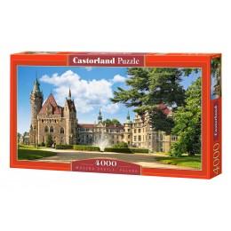 Пазл Castorland Замок. Польша, 4000 деталей