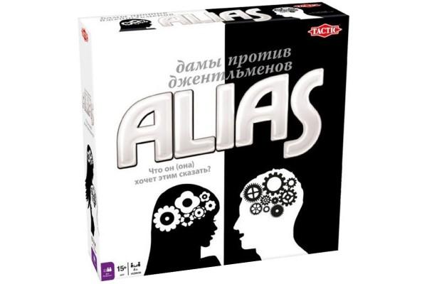 Настольная игра Элиас. Дамы против джентльменов