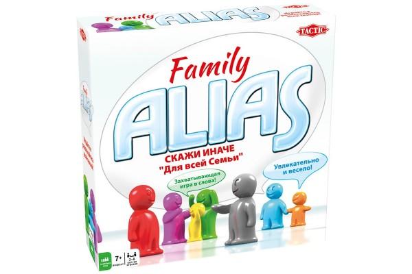 Настольная игра Элиас для всей семьи
