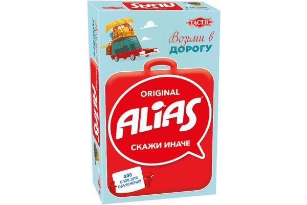 Настольная игра Элиас (компактная версия)