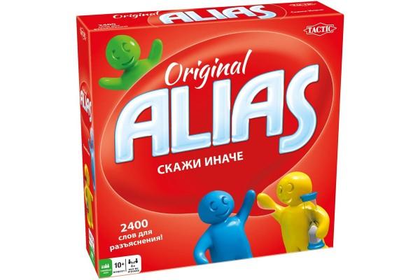 Настольная игра Элиас (Alias)