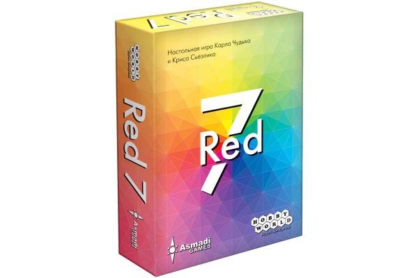 Настольная игр Red 7