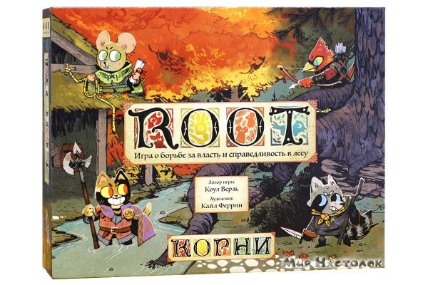 Настольная игра Root (Корни)
