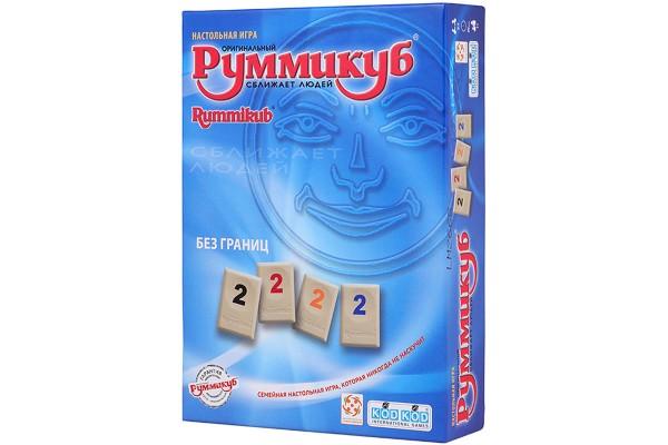 Настольная игра Руммикуб. Без границ (мини)