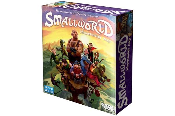 Настольная игра Small World (Маленький Мир)